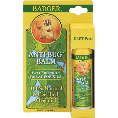 Badger Anti-Bug Balm Travel Stick