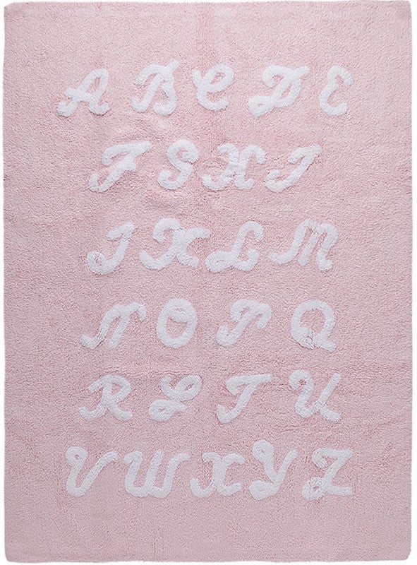 Lorena Canals ABC Pink Rug