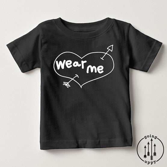 Going Uppy {Tees} - Wear Me Infant/Toddler Shirts