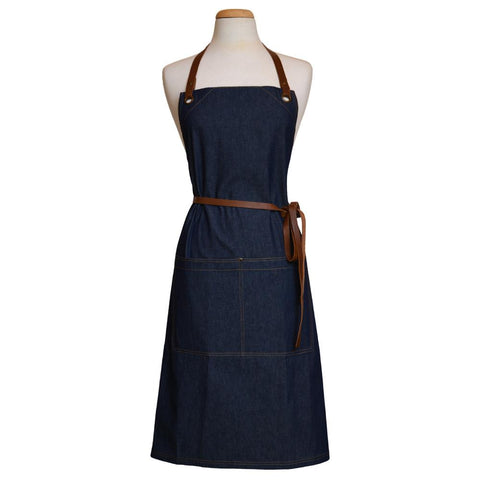 ODE Apron - Denim Chambray