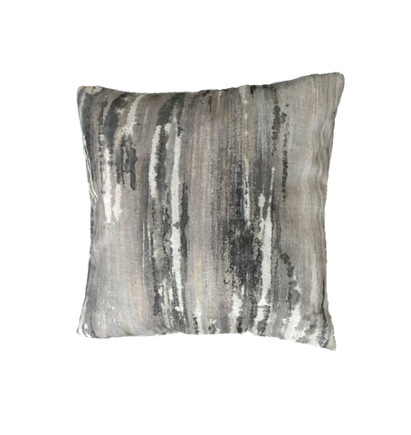 'Altered Landscape pebble' cushion