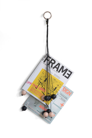 MAGAZINE HANG OUT- BLACK