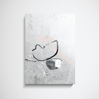 Passion Abstract Wall Art Print