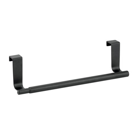Towel Bar - Black Expandable