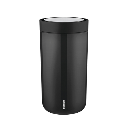 Stelton To Go Click 0.34L Black