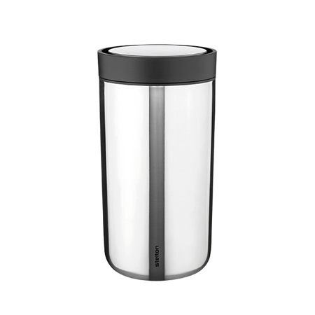 Stelton To Go Click 0.34L Steel