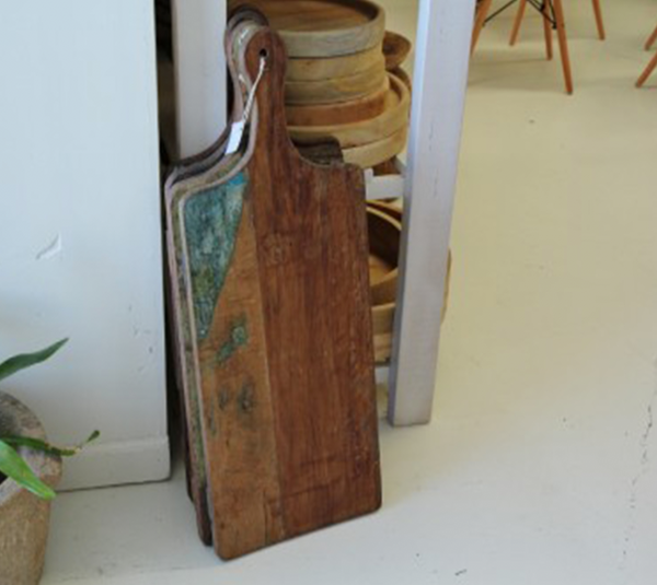 Recycled Timber Serving Board
