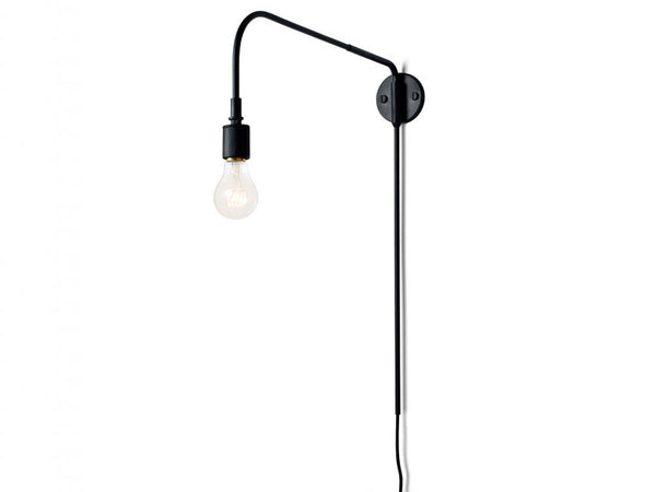 Warren Wall Lamp Black