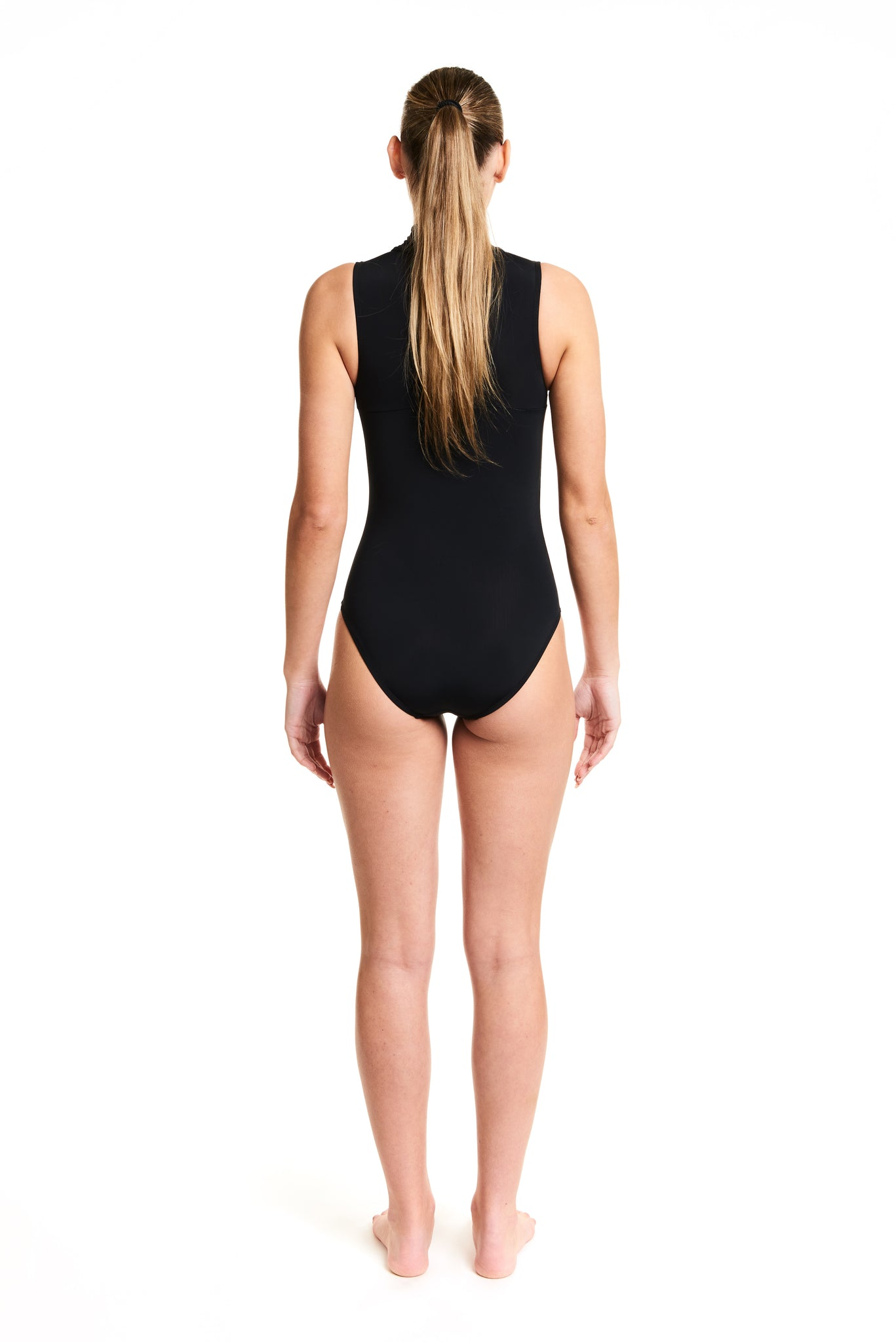 BARBARA ONE PIECE - BLACK