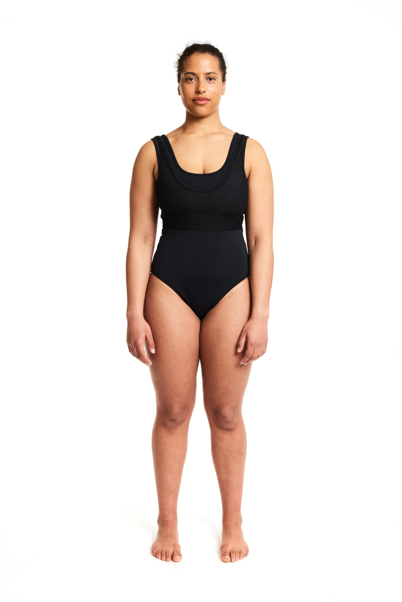 CAPRI ONE PIECE - BLACK
