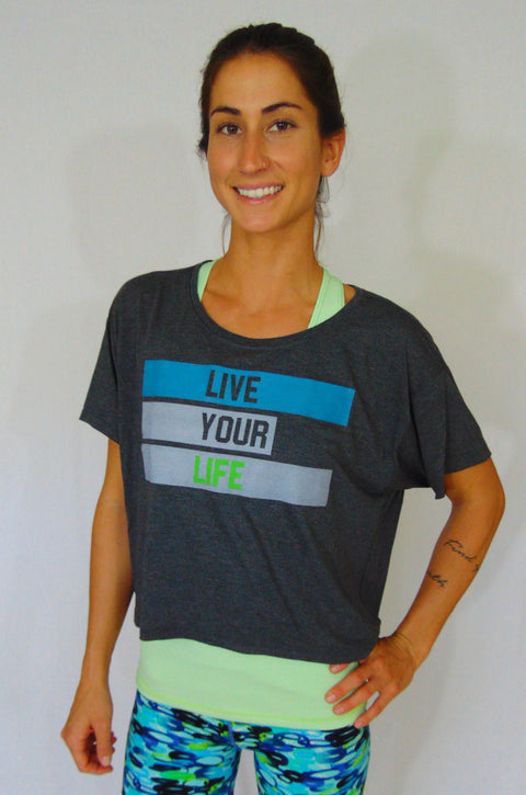 Live Your Life Tee