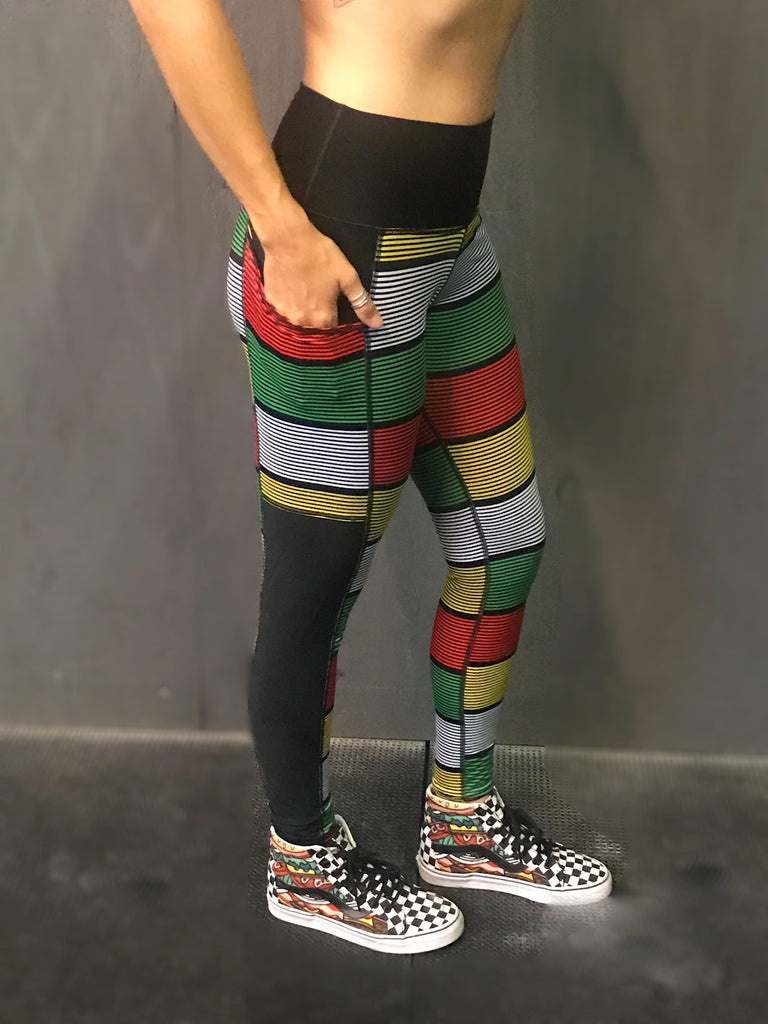 Custom Legging (with Pockets)