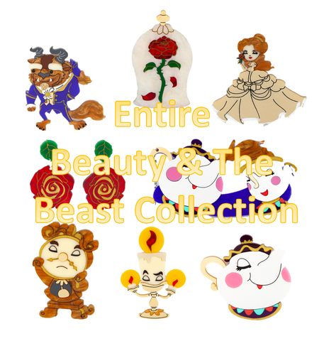 Entire Beauty & The Beast collection