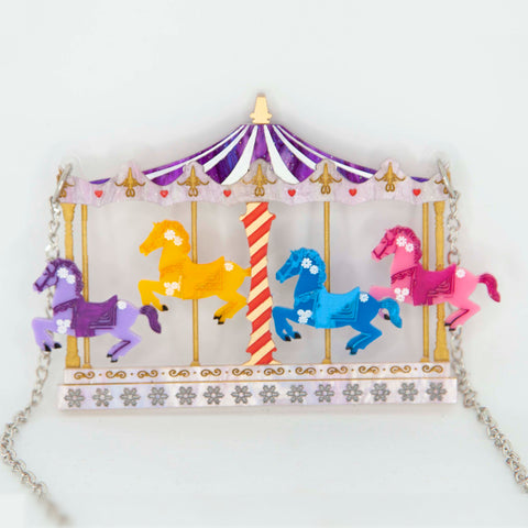 Carousel Ride Necklace