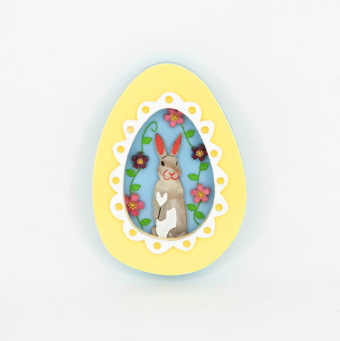 Easter Egg Bunny 2020 Colourway