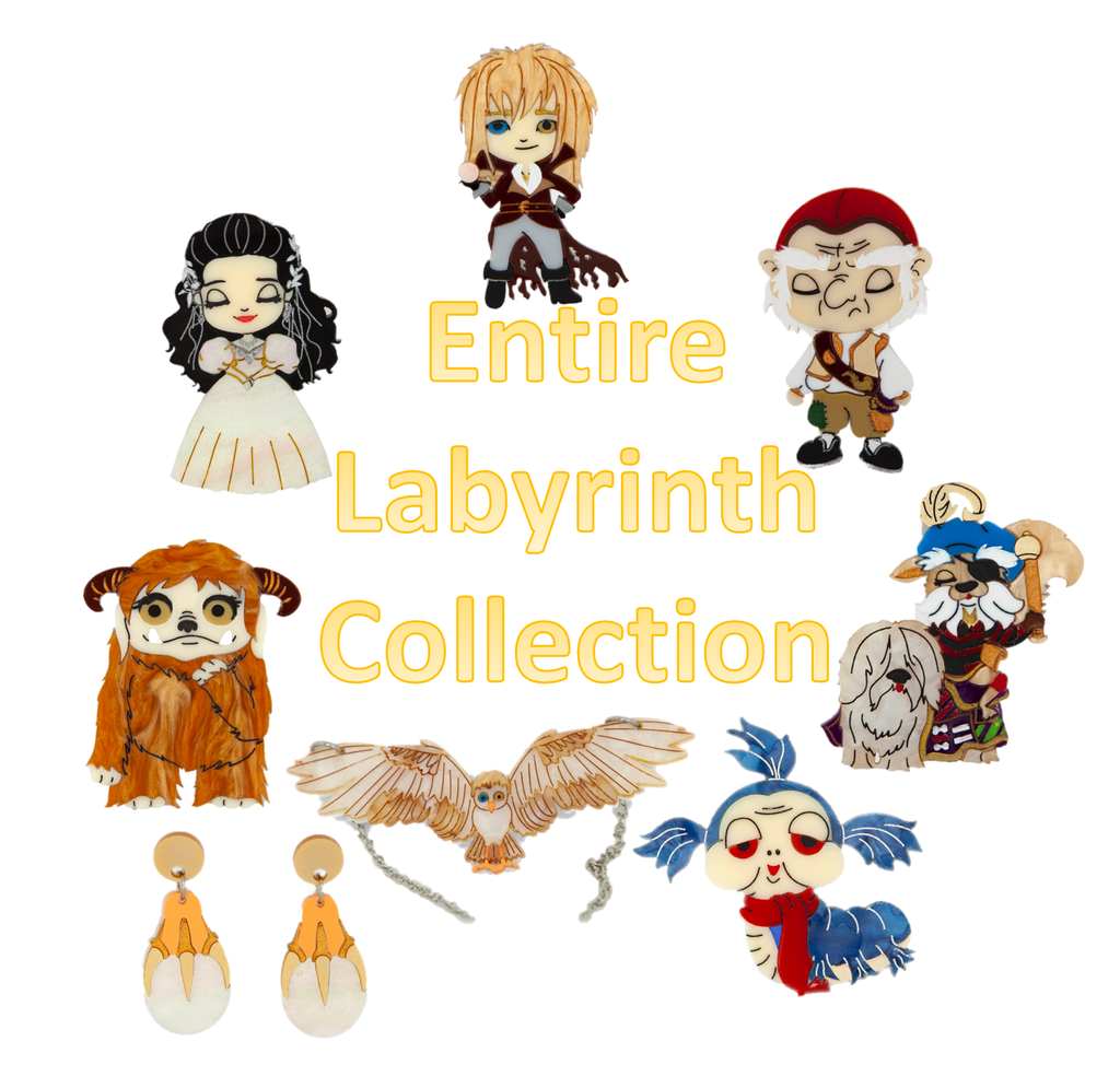 Entire Labyrinth Collection
