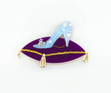 Glass Slipper Brooch
