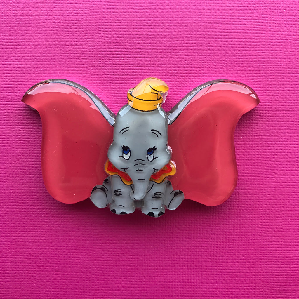 Dumbo Brooch 1