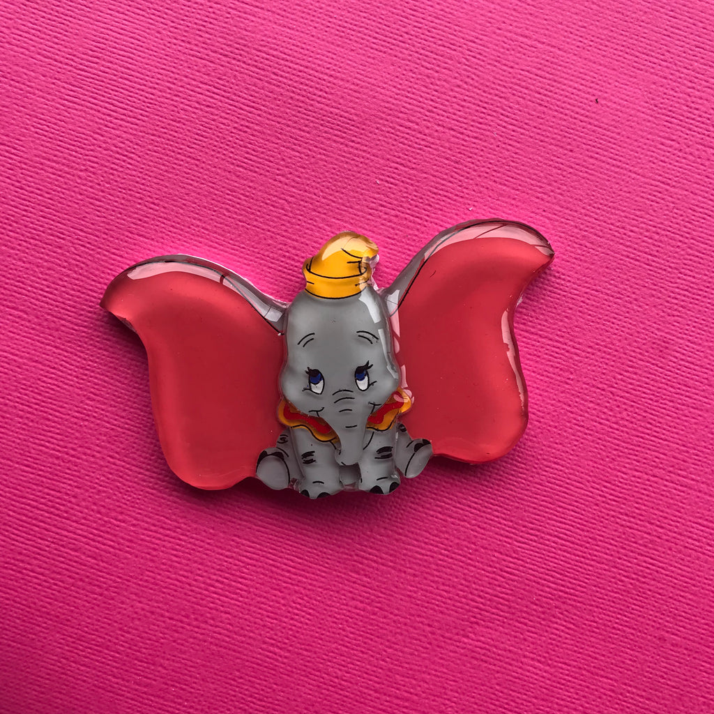 Dumbo Brooch 2