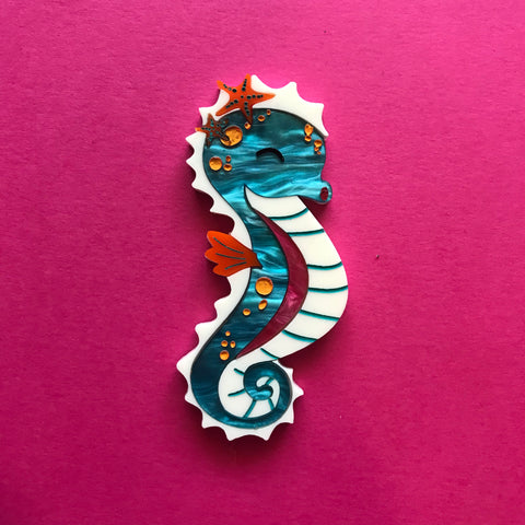 Henry the Seahorse