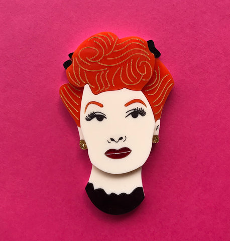 Lucy Brooch
