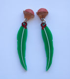 Gumnut Earrings