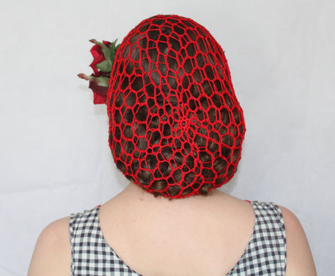 Snood ~ Red