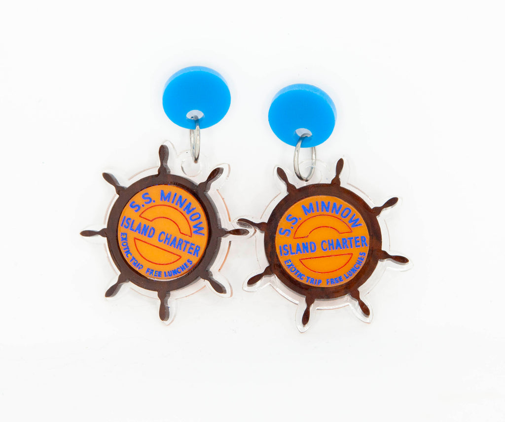 SS Minnow Earrings