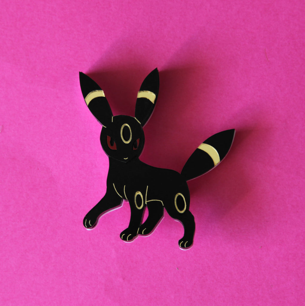 Umbreon Brooch