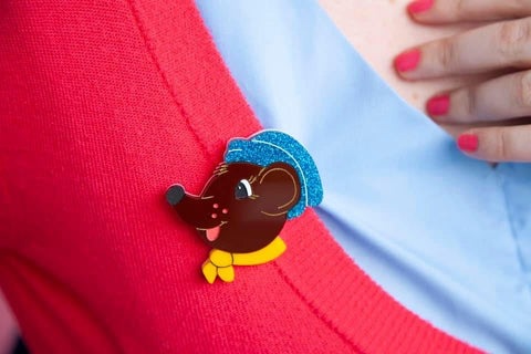 Little Helper Brooch