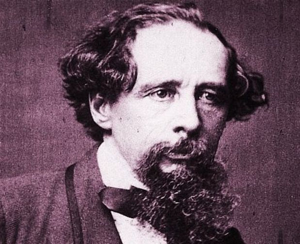 Charles Dickens Carried a Compass