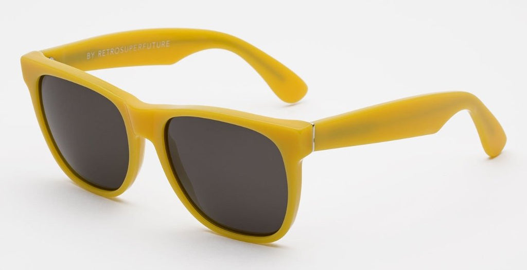 RetroSuperFuture Sunglasses Classic Yellow