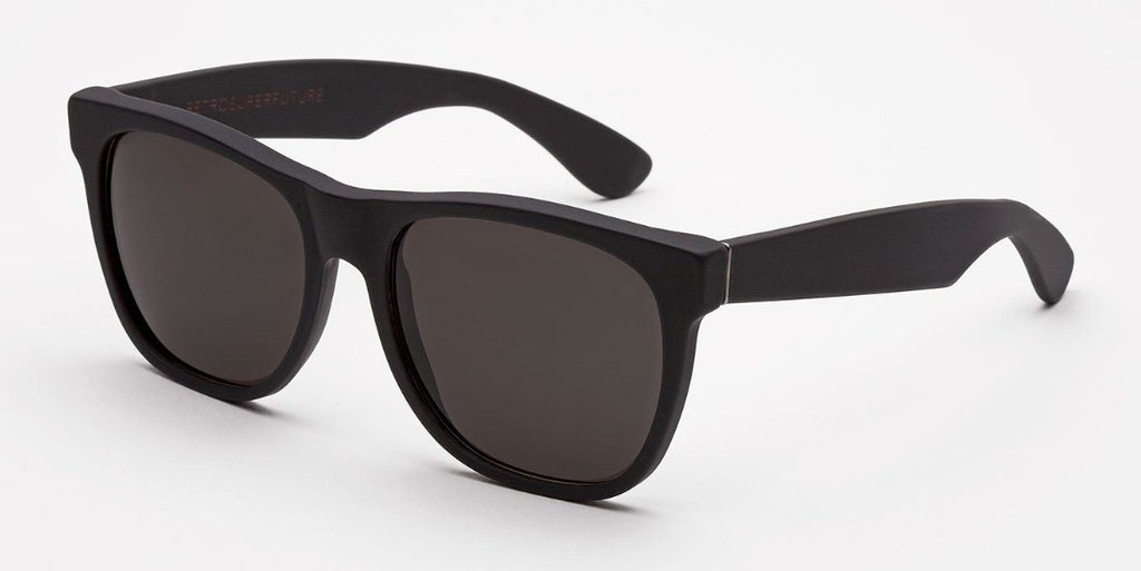 RetroSuperFuture Sunglasses Classic Black Matte