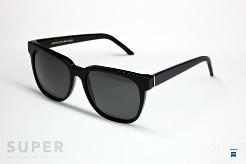 RetroSuperFuture Sunglasses People Black