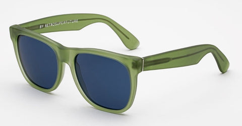 RetroSuperFuture Sunglasses Classic Velvet Moss