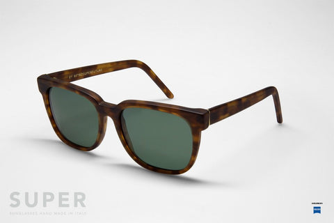 RetroSuperFuture Sunglasses People Havana Matte