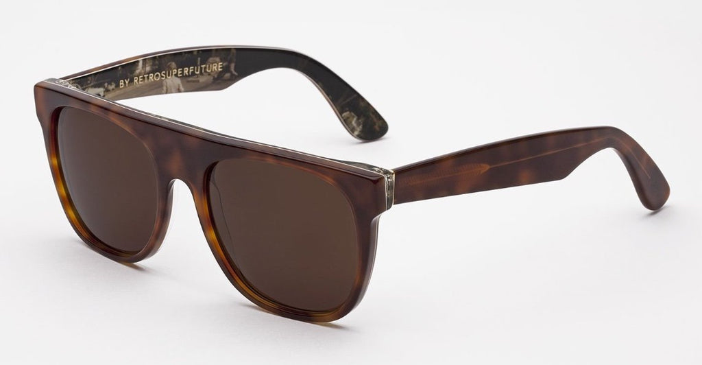 RetroSuperFuture Sunglasses Flat Top Remember Resort