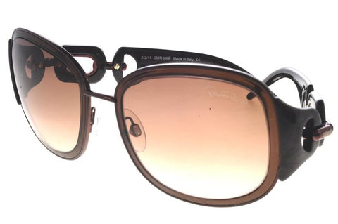 Roberto Cavalli Sunglasses Dalia Dark Brown RC 517S 48F