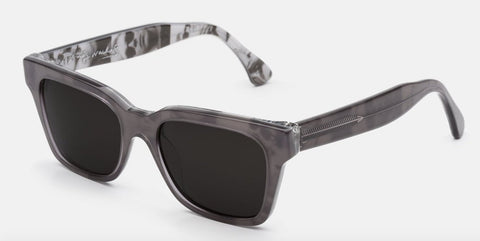 RetroSuperFuture Sunglasses America Grey Andy Warhol