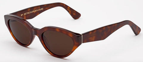RetroSuperFuture Sunglasses Drew Classic Havana