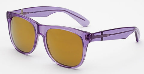 RetroSuperFuture Sunglasses Classic Lila trans gold lenses