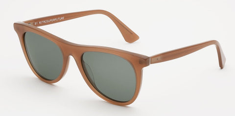 RetroSuperFuture Sunglasses Man Beato Beige