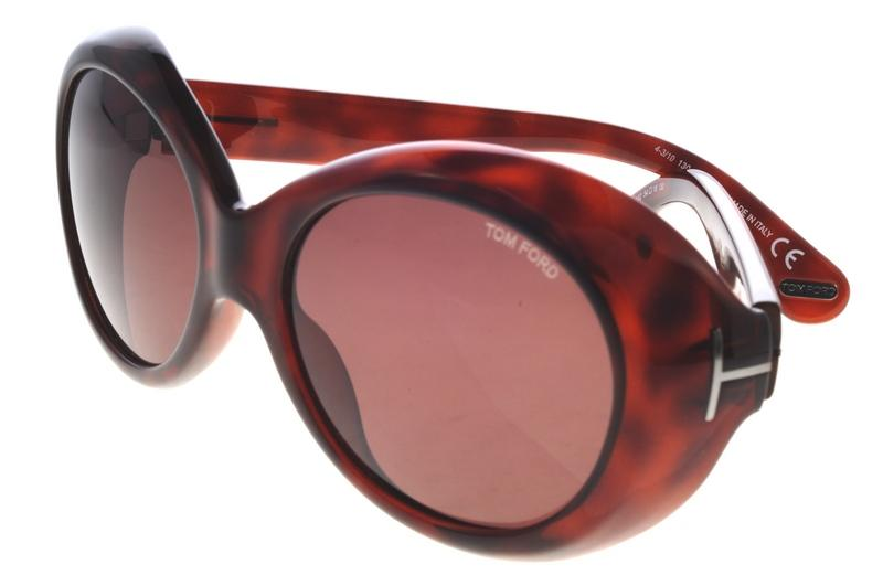 Tom Ford Sunglasses Emanuella Brown TF 67 182