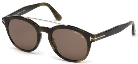 Tom Ford Sunglasses Newman Polarised TF 515 55E