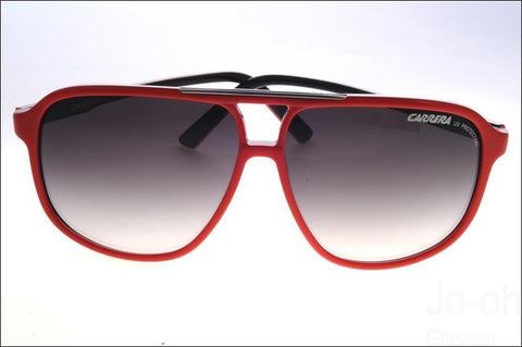 Carrera Sunglasses Winner 2 in Red and Black FQD
