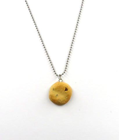 Choc Chip Cookie Necklace