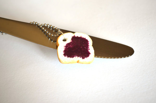 Jam Sandwich Necklace