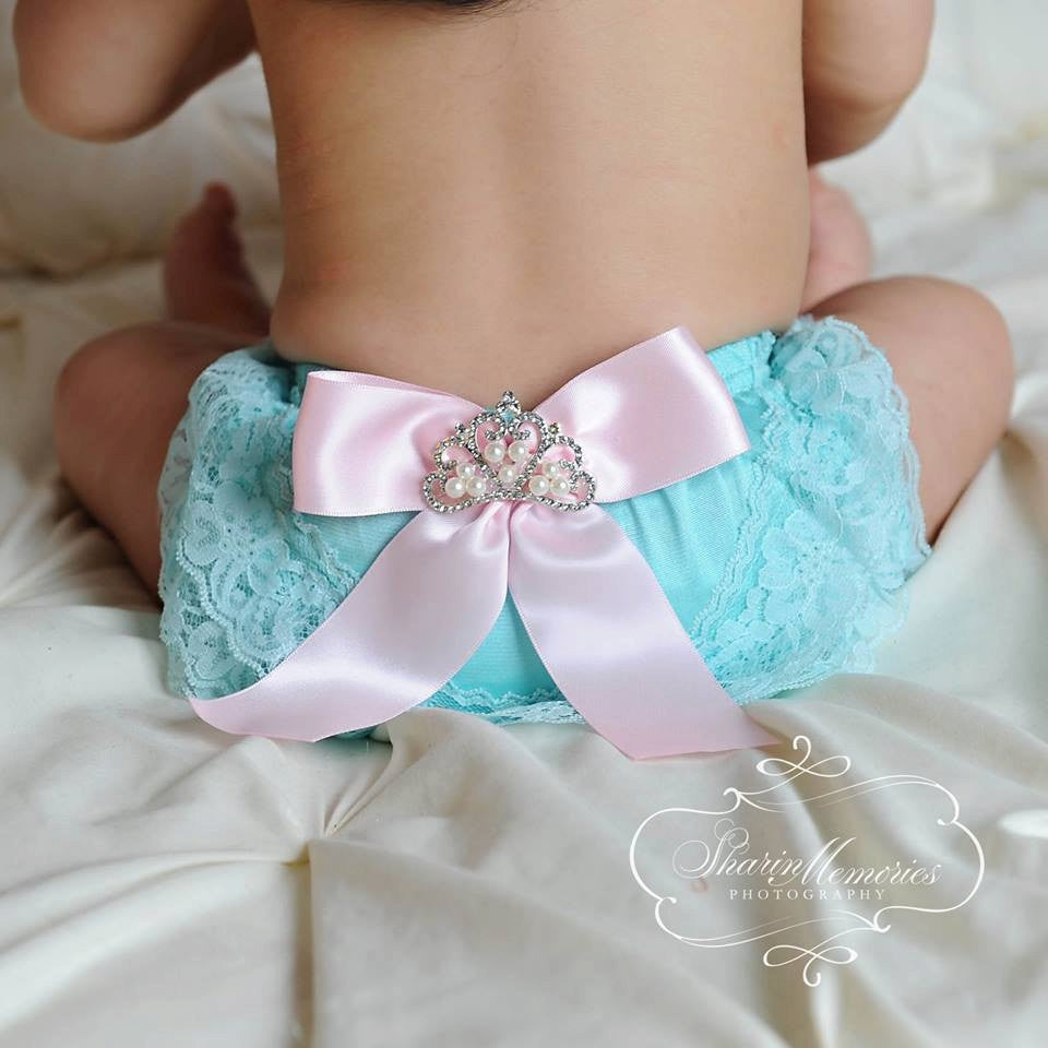 Aqua Bloomer Set