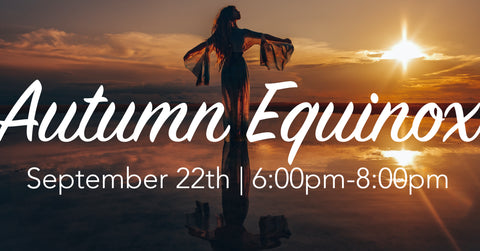Autumn Equinox - Special Gong Bath Celebration
