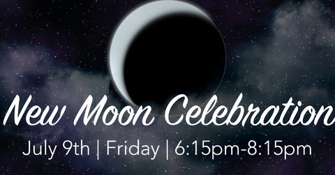 Special Ceremony - New Moon Gong Bath Celebration